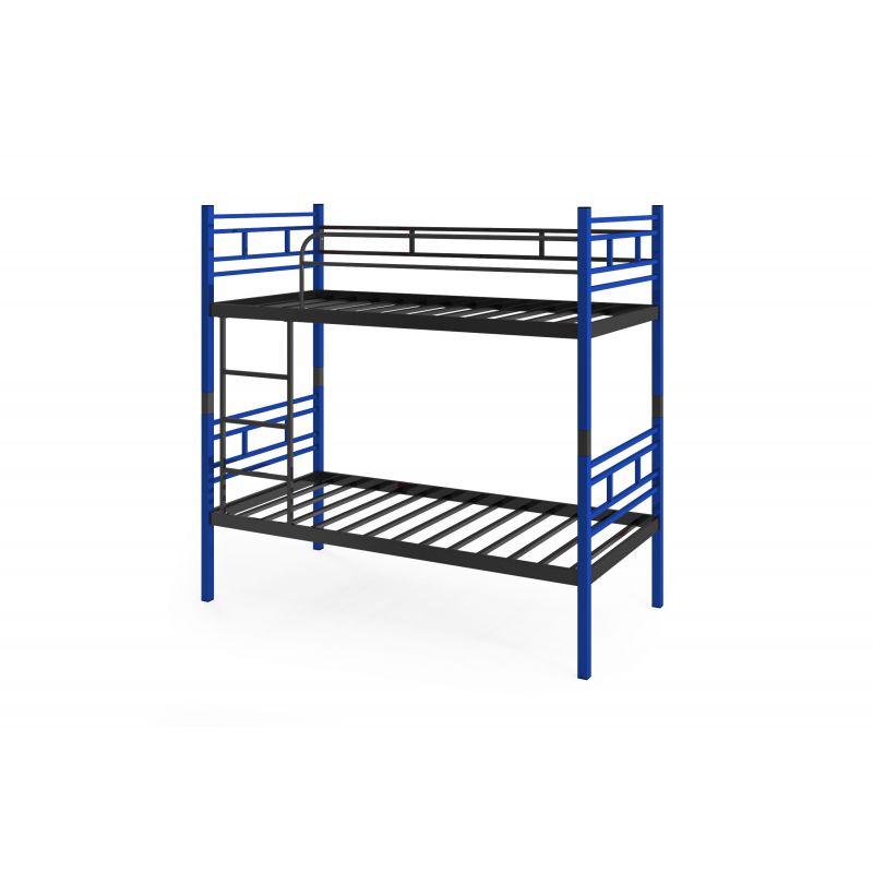 MARTI metalowe łóżko piętrowe rozstawne